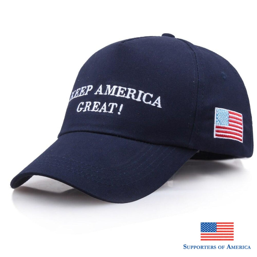 Make America Great Again Hats! Keep4 / Adjustable Hat