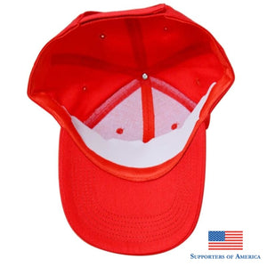 Red Donald Trump MAGA 2020 Campaign hat