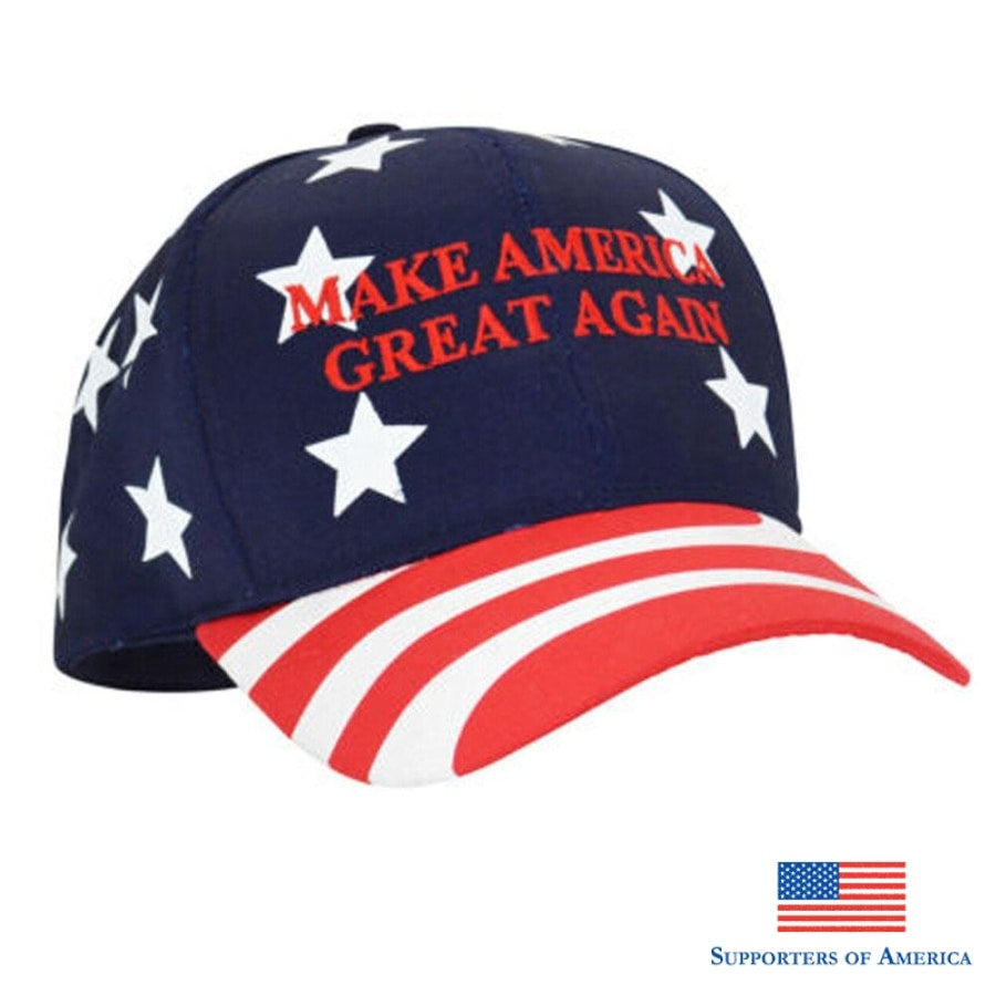 MAGA Flag Hat