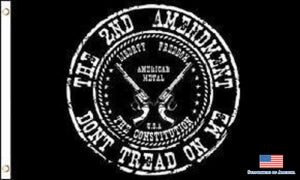 Historical 2Nd Amendment Flag