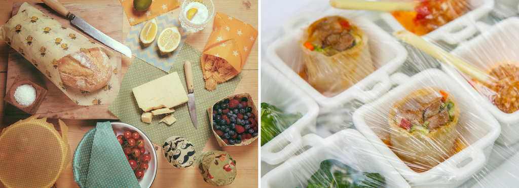 Reusable Food Wrap Vs  Cling Film: Which is the superior product