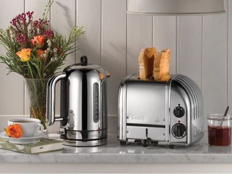 Dualit classic 2 slot toaster and kettle