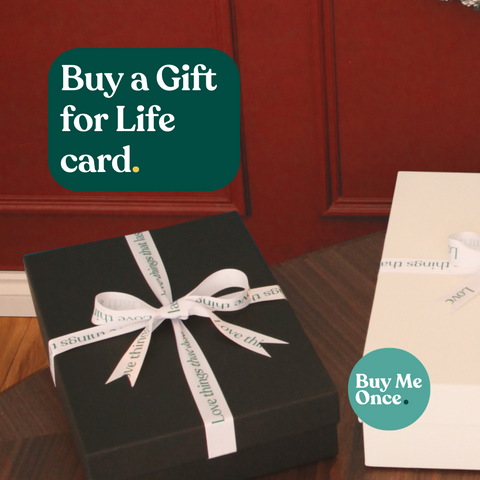 Gift for Life card