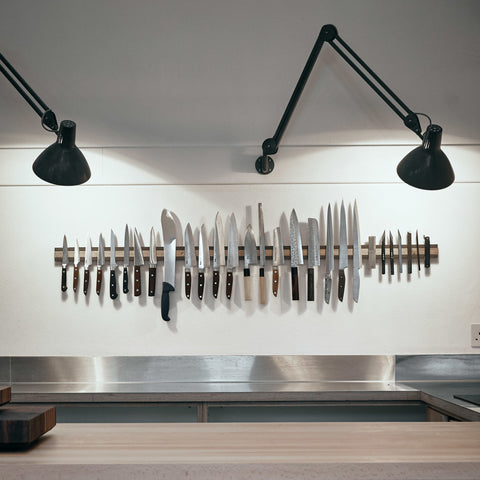 BuyMeOnce TOG knives magnetic knife rack display