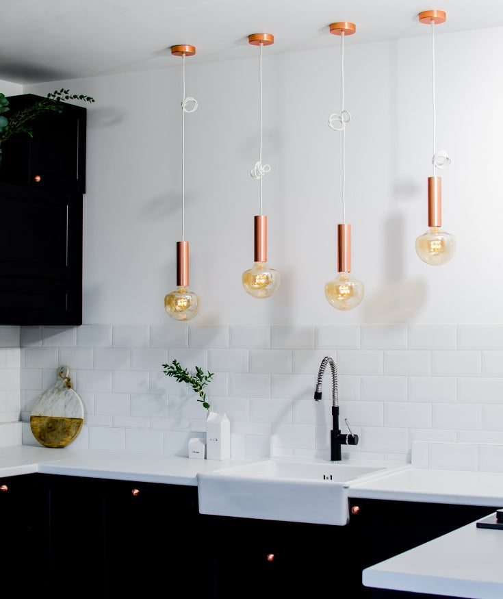 Kitchen Lighting Ideas with Plumen | BuyMeOnce.com