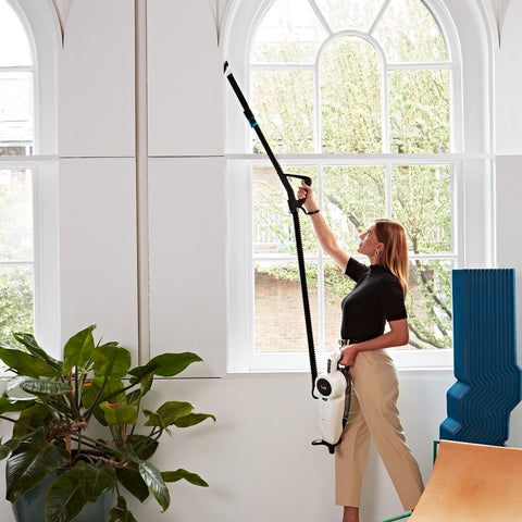 Lupe Pure Cordless vacuum cleaner handheld mode