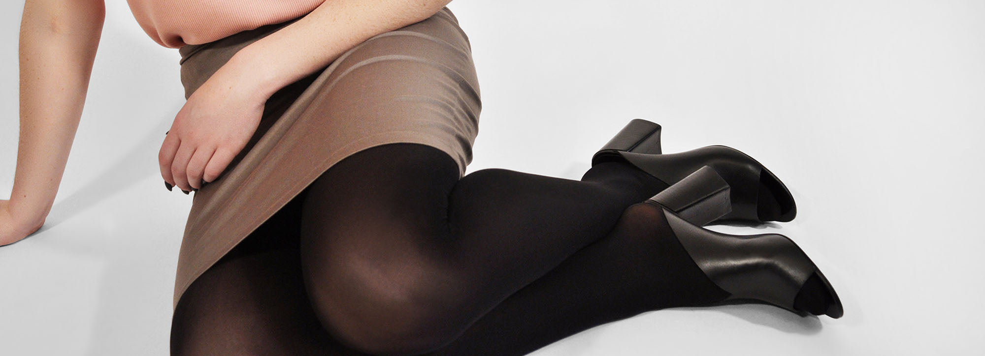 Unsnaggable, Eco-friendly Tights from Swedish Stockings on uk.buymeonce.com