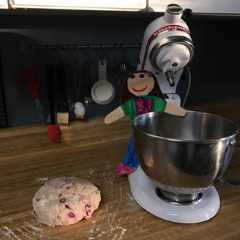 Catherine from Alaska loves her KitchenAid mixer
