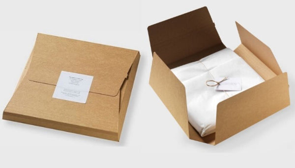 White T-Shirt Company Packaging