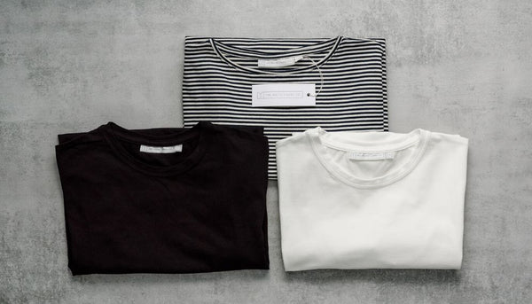 The White T-Shirt Company Capsule Wardrobe