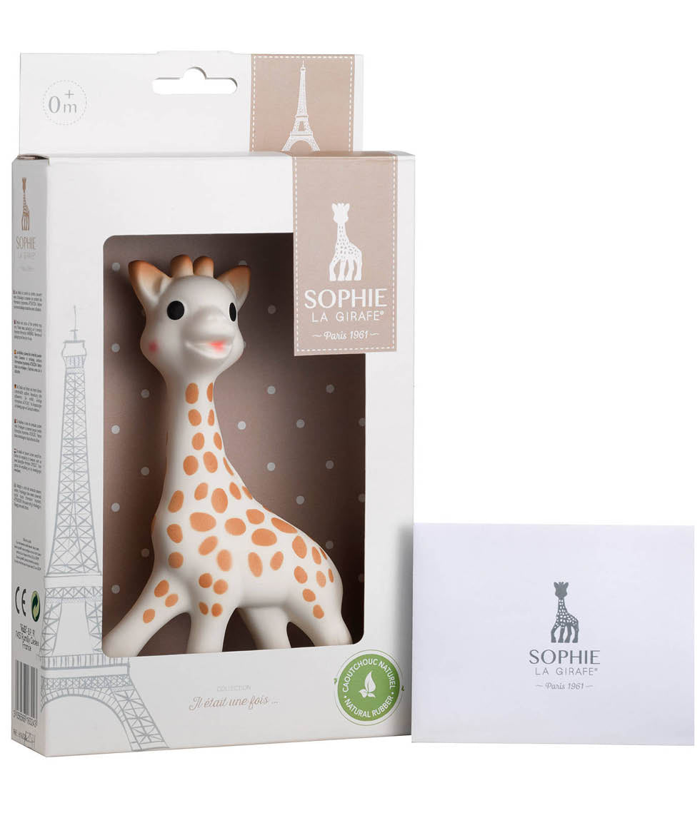 Sophie Giraffe Toy Gift Box