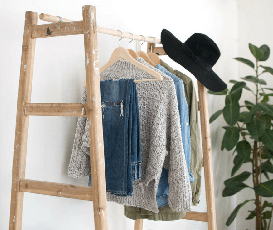 buymeonce.com sustainable wardrobe part 1