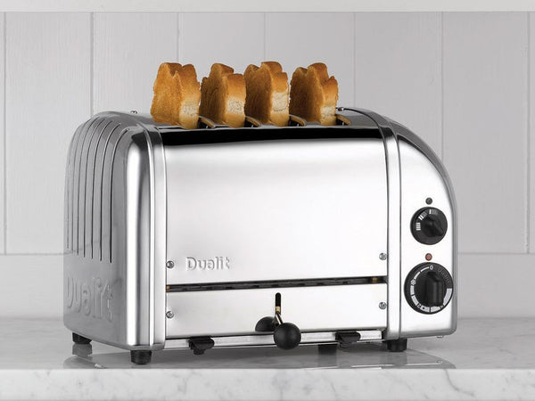 Dualit 4 Slot Classic Toaster