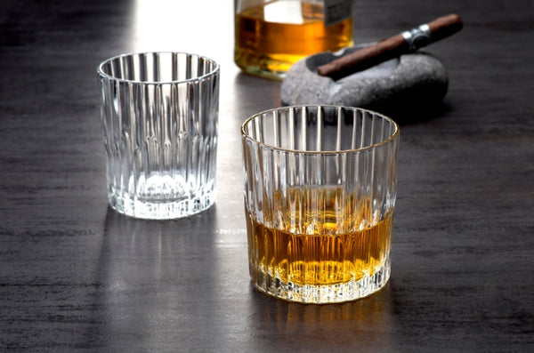 Manhattan Whisky Tumblers