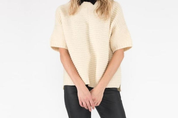 Ally Bee Poncho Jumper