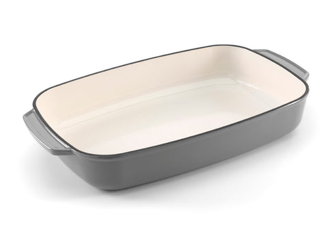 Enamelled Cast Iron Baking Dish - BuyMeOnce Direct - BuyMeOnce UK