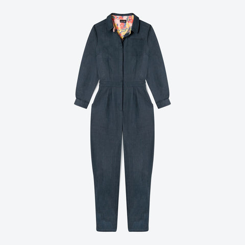 Organic Denim Boilersuit