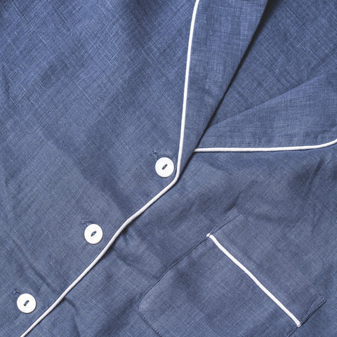 Blueberry Linen Night Shirt - BuyMeOnce Direct - BuyMeOnce UK