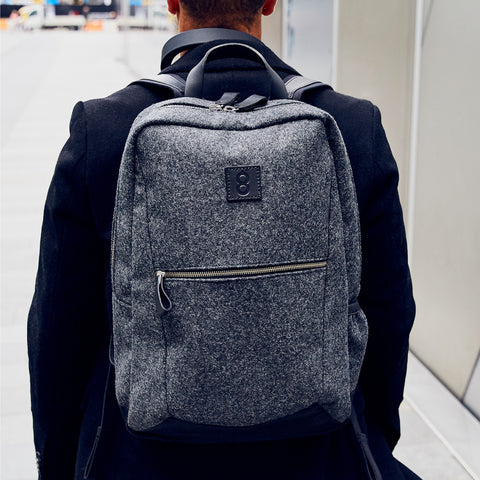 Twelve Wool Backpack