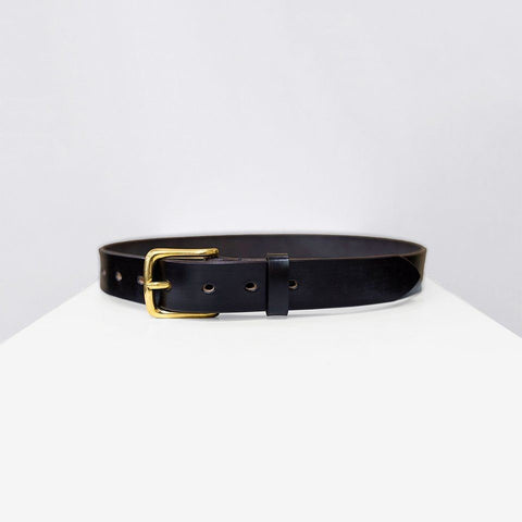 Bridle Leather Belt, Brown - BuyMeOnce Direct - BuyMeOnce UK