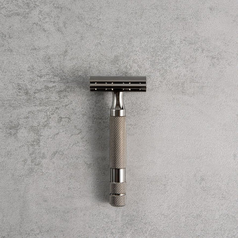2C Safety Razor, Gunmetal