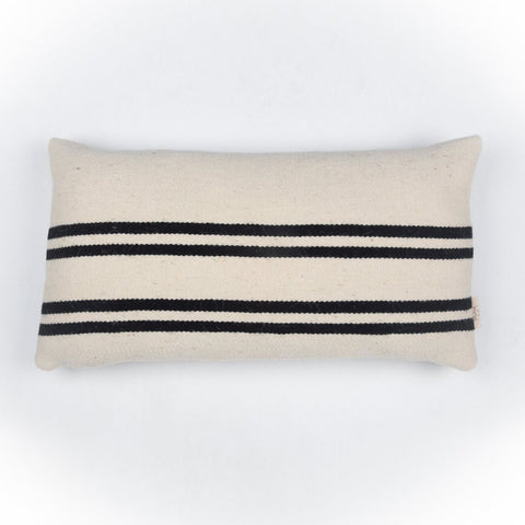 Black and White Cushion Cover, Doppia Linea