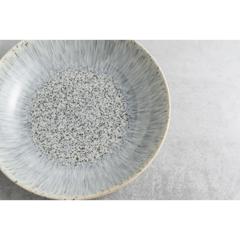 Halo Speckle Pasta Bowl