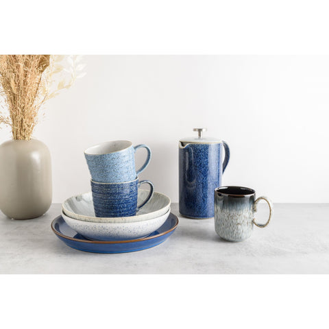 Studio Blue Set of 2 Mugs