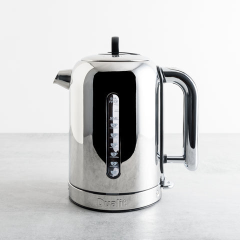 Classic Stainless Steel Kettle