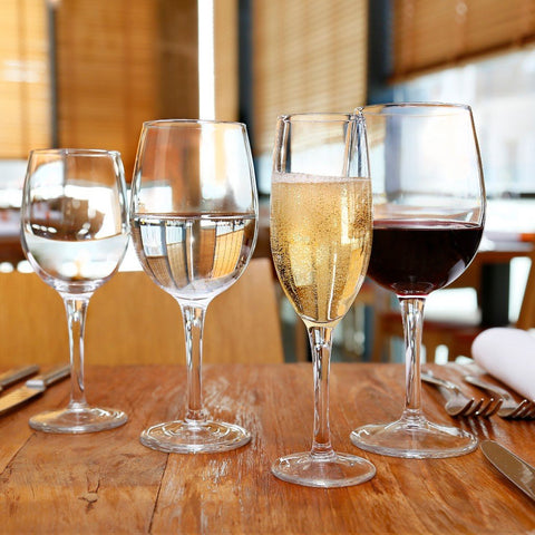 Duralex Amboise Break-Resistant Wine Glasses, 25.5 cl, Set of 12 | BuyMeOnce UK