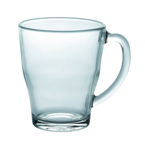 Cosy Clear Glass Mug, 350ml, Set of 6 - BuyMeOnce Direct - BuyMeOnce UK