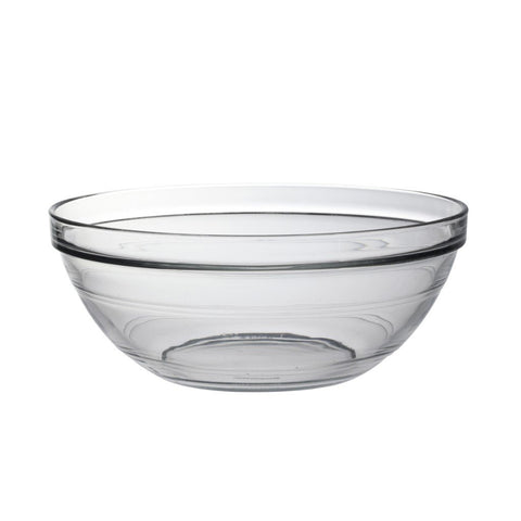 Duralex Lys Stackable Glass Bowl, 23cm | BuyMeOnce UK