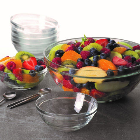 Lys Stackable Glass Bowl - BuyMeOnce Direct - BuyMeOnce UK