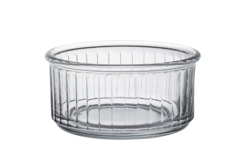 Ovenchef Clear Glass Ramekin, 10cm, Set of 4