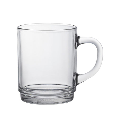 Versailles Glass Mug, Set of 6 - BuyMeOnce Direct - BuyMeOnce UK