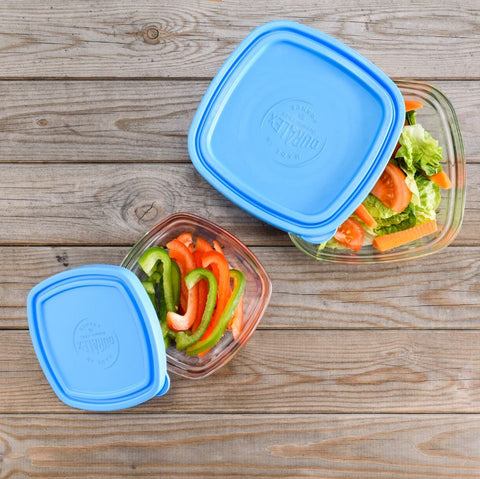 Lys Glass Storage Containers, 5 Piece Set - BuyMeOnce Direct - BuyMeOnce UK