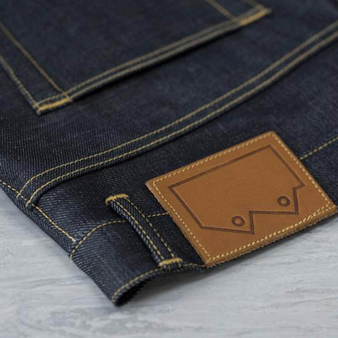 Men's E5 Relaxed Tapered Jean, 14oz Indigo Selvedge - BuyMeOnce Direct - BuyMeOnce UK