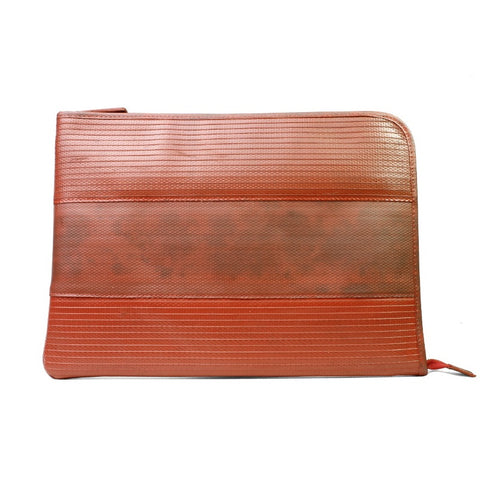 Reclaimed Fire Hose Folio and Laptop Case