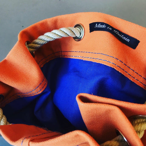 Sailor's Canvas Duffel Bag - BuyMeOnce Direct - BuyMeOnce UK