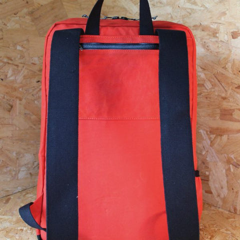 Twelve Forge Backpack, Orange