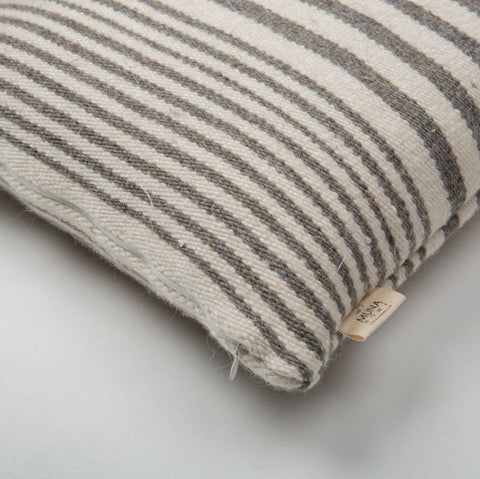 Scandi Stripes Cushion Cover, Multiplo - BuyMeOnce Direct - BuyMeOnce UK