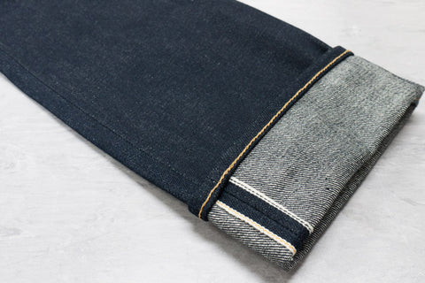 Men's NW1 Relaxed Straight Jean, 18oz Japanese Indigo Selvedge - BuyMeOnce Direct - BuyMeOnce UK