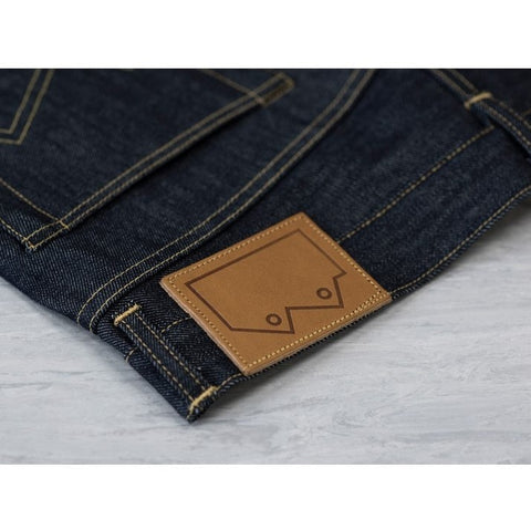 Men's NW3 Slim Straight Jean, 14oz Indigo Selvedge - BuyMeOnce Direct - BuyMeOnce UK