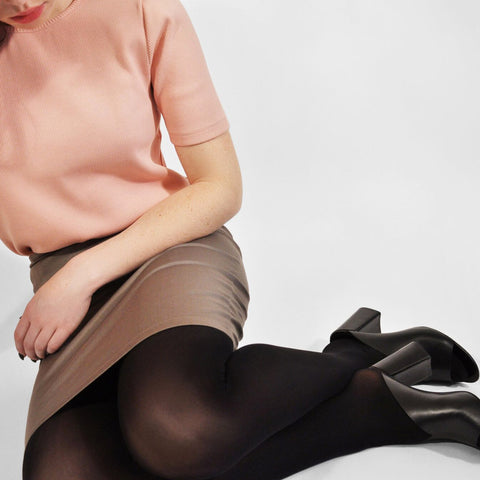 Olivia Premium Black Tights -  - BuyMeOnce UK