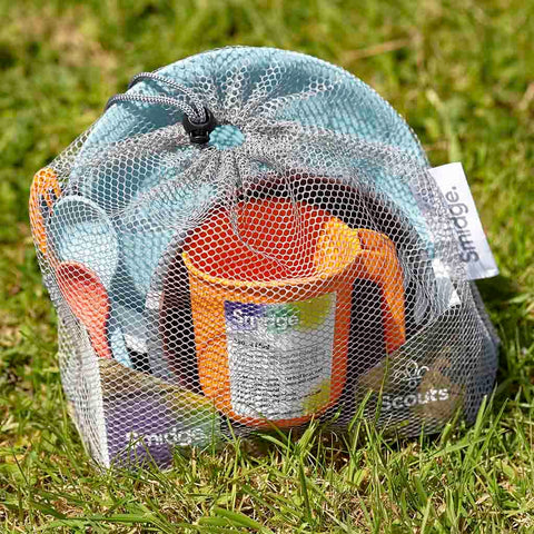 Plastic-free 7-Piece Scout Camping set -  - BuyMeOnce UK