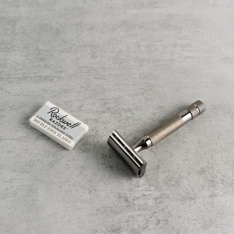 2C Safety Razor, Gunmetal - BuyMeOnce Direct - BuyMeOnce UK