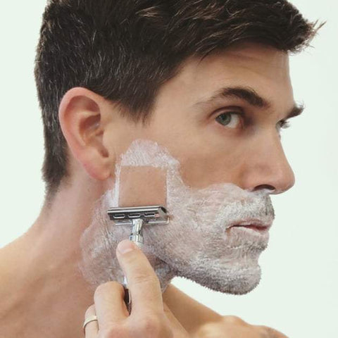 6C Safety Razor, White Chrome - BuyMeOnce Direct - BuyMeOnce UK