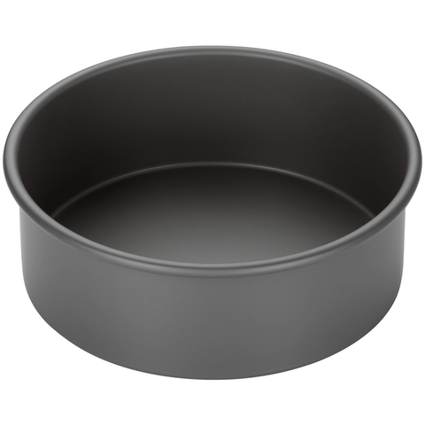 Hard Anodised Round Cake Tin - BuyMeOnce Direct - BuyMeOnce UK