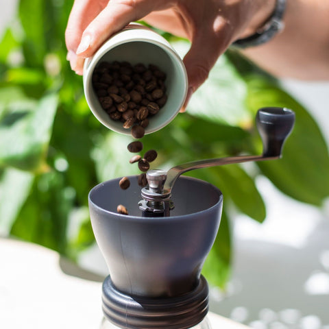 Skerton+ Hand Coffee Grinder -  - BuyMeOnce UK