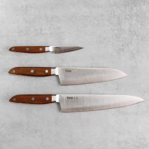 Essentials Set of 3 Knives